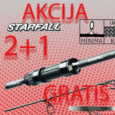 Prowess Starfall Akcija